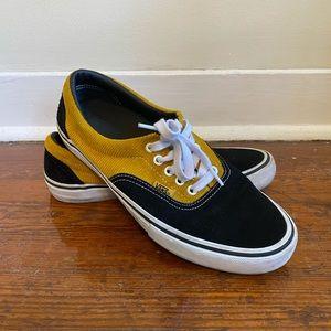 Vans Era Pro Corduroy Black/Yolk Yellow